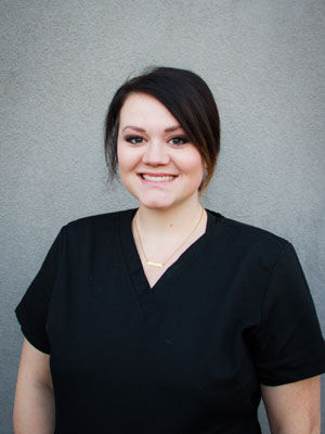Taerrah Badten - Registered Dental Hygienist